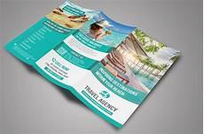 Travel Guide Brochure Template Travel Tri Fold Brochure Brochure Templates Creative