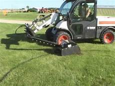 bed edger trenching or redefining landscape features