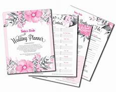 Wedding Planning Printables Creating The Perfect Wedding Planning Binder Today S Bride