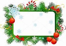 cornice natalizie cornici natalizie da cornice natale vettoriali stock