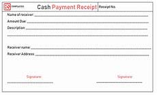 payment receipt template word payment receipt template free simple word excel doc
