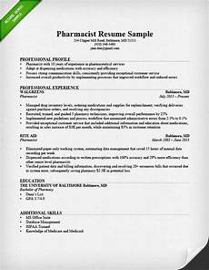 Resume Objective For Pharmacist Pharmacist Cover Letter Sample Resume Genius
