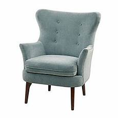 image of park brady accent chair in blue accent