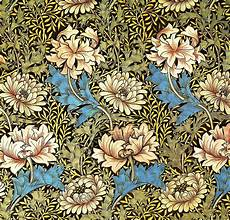 19th Century Wallpaper Designs It S About Time Order Pattern Amp William Morris 1834 1896