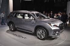 2019 Subaru New Model by Production 2019 Subaru Ascent Will Go On Sale In 2018