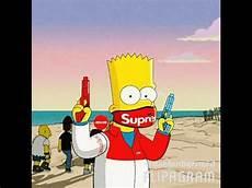 supreme bart background supreme bart