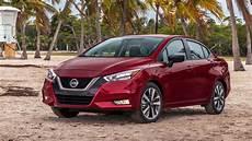 nissan new models 2020 2020 nissan versa still america s least expensive new car