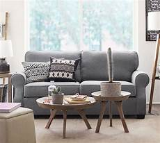 soma fremont roll arm upholstered sofa pottery barn