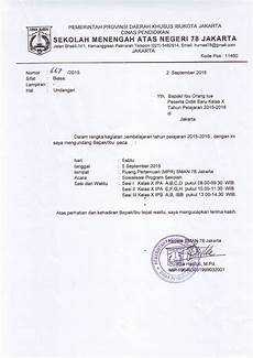 surat undangan osis doc contoh format laporan notulen rapat windows 10 typo