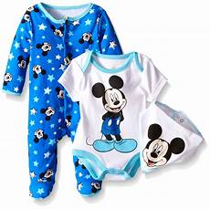 mickey mouse baby boy clothes
