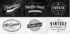 Retro Logo Maker 10 Free Vintage Logo Amp Badge Template Collections