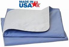 4 pack washable bed pads reusable incontinence