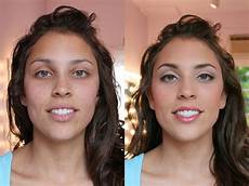 betsy s work airbrush makeup before and after photos
