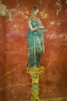fresco ancient pompeii the outstanding frescoes and treasures of