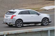 2020 cadillac xt5 pictures potential cadillac xt5 refresh spied gm authority