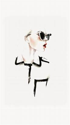 fashion iphone wallpaper fashion illustrations by antonio soares wallpaper iphone