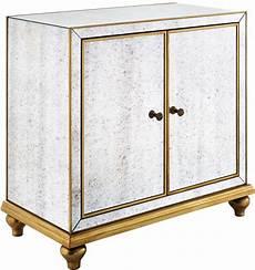 antique mirrored wine door cabinet from pulaski coleman