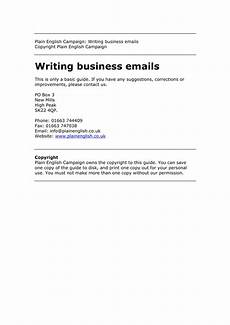 Sample Business Emails 9 Business Email Writing Examples Pdf Examples