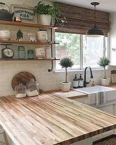 kitchen countertop decor ideas 60 great farmhouse kitchen countertops design ideas and