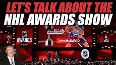 The Talk Awards Let S Talk About The Nhl Awards Show Youtube