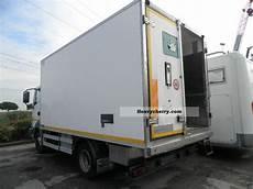 Nissan Atleon 140 2001 Refrigerator Box Truck Photo And Specs