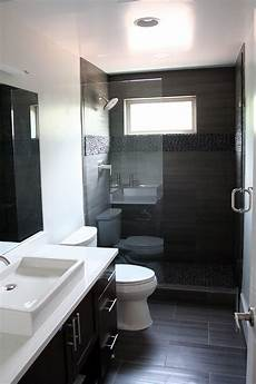 guest bathroom ideas fantastic finishes on a contemporary denver duplex evstudio