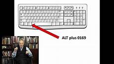 How To Write Copyright Copyright How To Type The Copyright Symbol On A Pc Or A