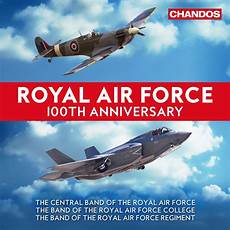 Royal Air Force Designs New Releases Royal Air Force 100th Anniversary Album And