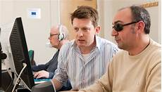 Jobs Blind People Can Do Working With Blind And Partially Sighted Colleagues Rnib