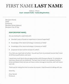 Letter Format Microsoft Word 13 Free Cover Letter Templates For Microsoft Word Docx And