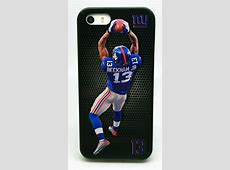 ODELL BECKHAM JR. NEW YORK GIANTS PHONE CASE FOR IPHONE X