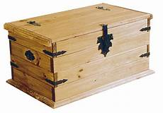 corona solid pine ottoman single bedding box chest