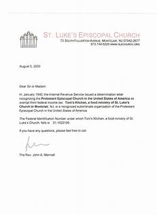 Donation Receipt Letter For Tax Purposes Church Donation Letter For Tax Purposes Charlotte Clergy