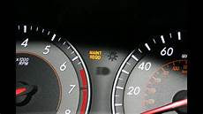 How To Take Off Maintenance Light On Toyota Corolla 2010 How To Reset Maintenance Light For The 2009 2013 Toyota