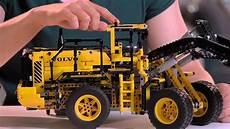 Design Technic Rc Volvo L350f Wheel Loader Lego Technic Designer