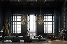 luxury interiors with a charming aesthetics in