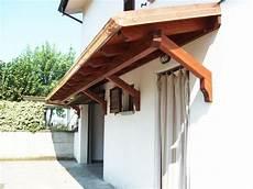 tettoie per porte d ingresso tettoia a sbalzo ad una falda linea classica profondit 224