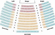 Argyle Theatre Seating Chart Rocky Mountain Repertory Theatre Seating Chart
