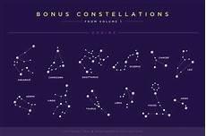 Star Constellation Designs Constellations Vector Set Vol 2 Design Cuts