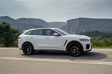 2019 jaguar f pace changes 2019 jaguar f pace svr drive review a magnificent