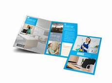 Office Cleaning Brochure Cleaning Brochure Templates Mycreativeshop