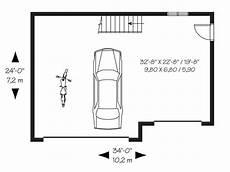 Floor Plan Car 3 Car Garage Plans Three Car Garage Loft Plan 028g