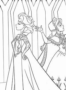 walt disney coloring pages elsa princess walt