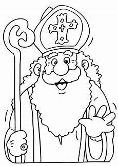Ausmalbilder Bischof Nikolaus Bischof Nikolaus Ausmalbilder Malvorlagentv