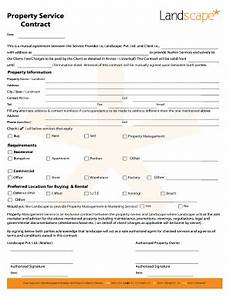 Free Landscaping Contract Forms Free Fillable Contract Forms Landscape Fill Online