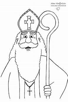 Ausmalbilder Bischof Nikolaus Ausmalbilder Nikolaus Nicholas Ausmalbilder