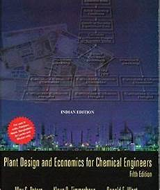 Chemical Plant Design Pdf Plant Design And Economics For Chemical Engineers Solution
