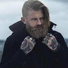 männer frisuren wikinger viking asifthisisme josh mario photographed by