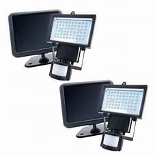 Open Trails Motion Activated Solar Led Light Nature Power Black Outdoor Solar Powered Motion Activated