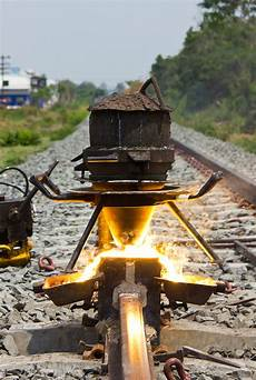 Thermite Welding Gas Cutting Equipment For Railways And Transportation